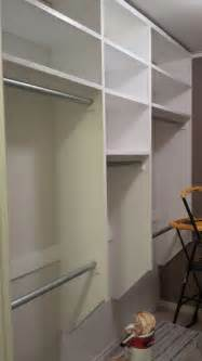 Build Your Own Custom Closet To Build Your Own Custom Closet Organizer No Particle Board In Sight Picmia