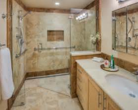 Handicap Accessible Bathroom Design by Wheelchair Accessible Showers Quotes