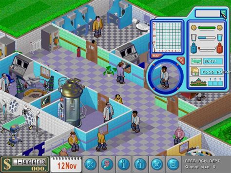 theme hospital windows 10 gog download theme hospital dos games archive
