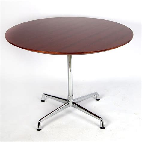 Contract Dining Tables Contract Dining Table By Charles And Eames For Vitra 54003