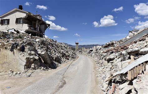 ufficio speciale per la ricostruzione amatrice apre l ufficio speciale per la ricostruzione