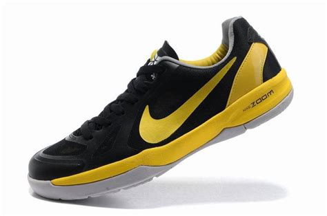 black and yellow nike basketball shoes return of the king bryant lightweight basketball shoes