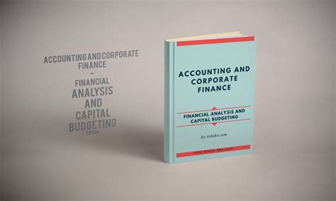 Mba Finance Project Report On Capital Budgeting Pdf by Financial Analysis And Capital Budgeting Essay Tiduko
