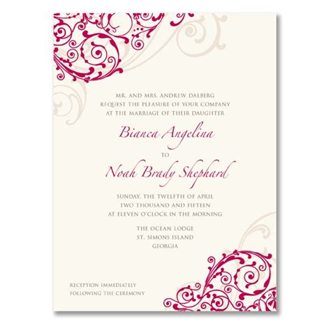 Wedding Invitation Design Your Own Free by Wedding Invitations Design Theruntime