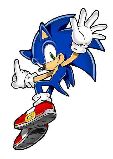 sonic png images file sonic 07 png sonic retro