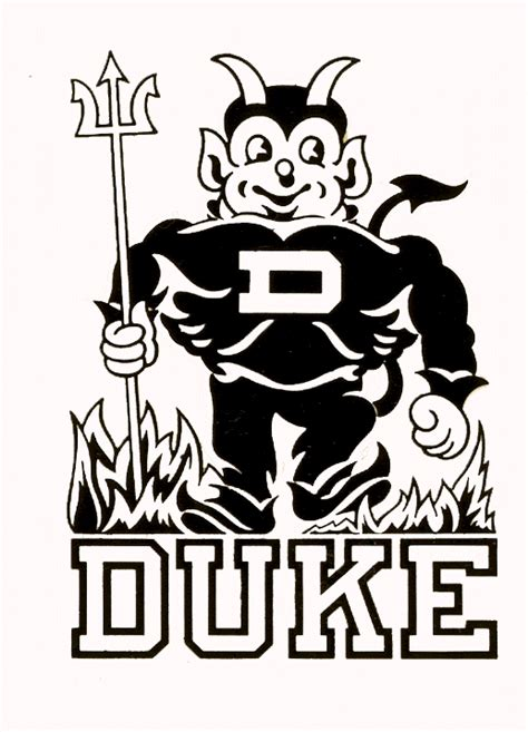 duke basketball coloring page free coloring pages of duke blue devil