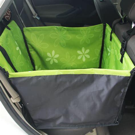 car seat pet blanket sunflower pet cat waterproof car seat cover mat