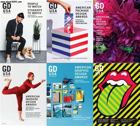 graphic design usa graphic design usa 2016 full year issues collection