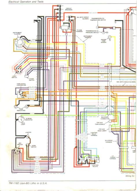 wiring harness diagram for 4440 deere wiring free