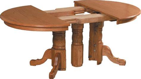 amish split pedestal table 13 best amish furniture images on amish