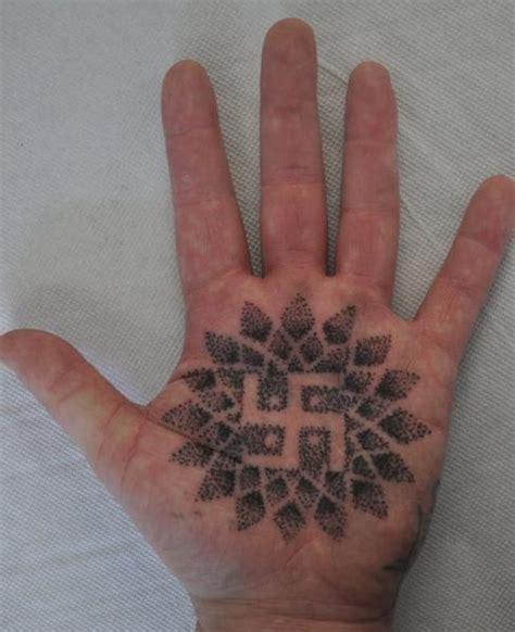 dotwork hand tattoo hand dotwork tattoo by renaissance tattoo