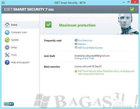 bagas31 password eset smart security 7 beta full license bagas31 com
