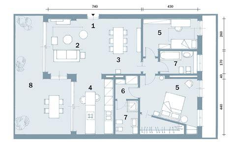progetto casa 100 mq 2 bagni open space contemporaneo una casa di 100 mq che sembra