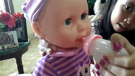 Boneka Bayi Baby khaykey boneka bayi bisa pipis minum tumbuh gigi baby doll can drink move grow