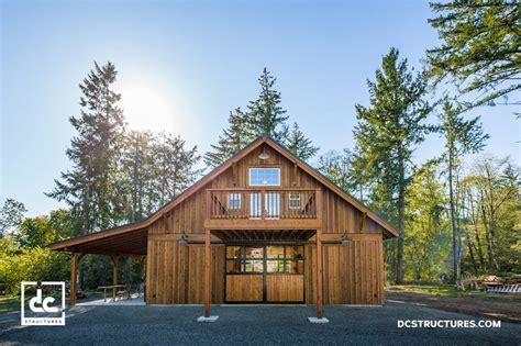 Barn Kits Oregon oregon barn kit builder dc structures