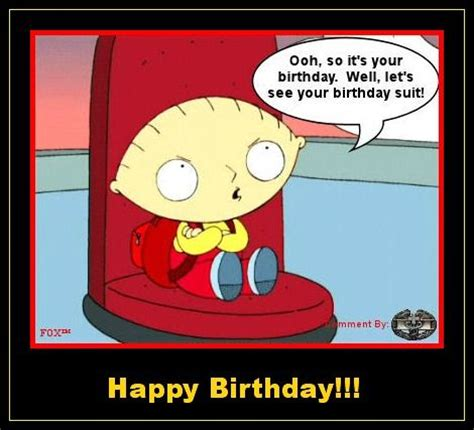 Griffin Birthday Quotes Stewie Family Guy Birthday Posters Pinterest