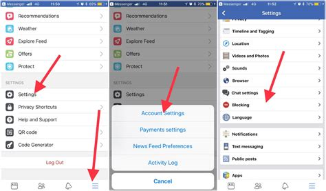 how to unblock someone on iphone how to block and unblock someone on facebook free download