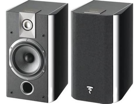 focal chorus 705v bookshelf speakers review test