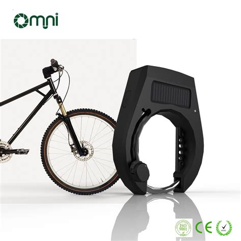 bike lock manufacturer,Keyless Bluetooth Smart Bike Lock
