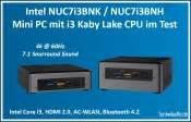 Intel Nuc6cayh 4h320 Minipc Dualcore Nuc technikaffe de