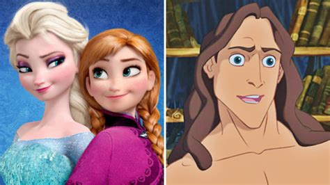 frozen 2 is not happening yet says directors movieweb frozen director chris buck confirms tarzan anna and elsa