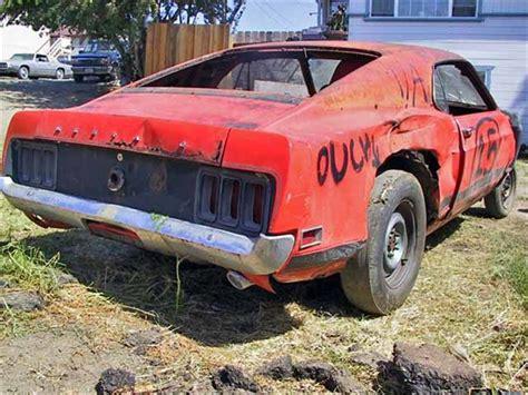 ford mustang boss  sale classiccarscom cc