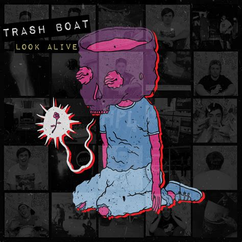 trash boat inside out look alive by trash boat on spotify