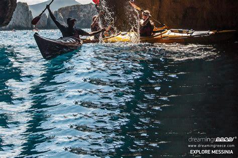Kamamata Trail explore messinia sea kayaking kayak messinia dreamingreece
