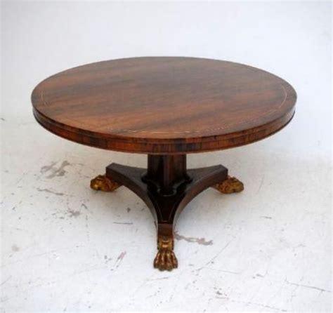 Antique Rosewood Dining Table Antique Regency Rosewood Brass Inlaid Dining Table 195633 Sellingantiques Co Uk