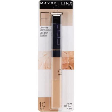 Maybelline Concealer Fit Me maybelline fit me concealer light 10 kmart