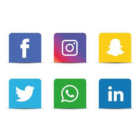 facebook instagram logos transparent social media icons setinstagram whatsapp facebook