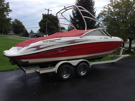 yamaha jet boat in weeds yamaha ar 230 2005 for sale for 15 000 boats from usa