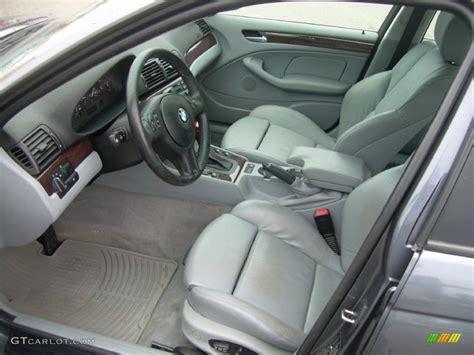 2001 Bmw 325i Interior Parts by Grey Interior 2001 Bmw 3 Series 325i Sedan Photo 50757651