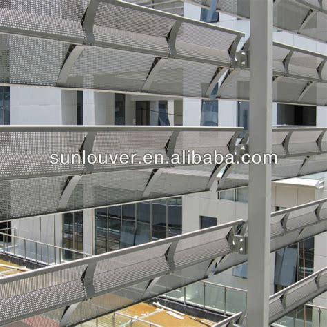 Aluminum Louvered Awnings Exterior Window Awning Louvered