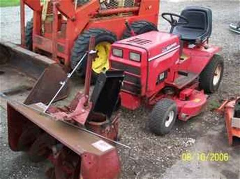 Used Farm Tractors For Sale Snapper 16hp Twin 2006 08