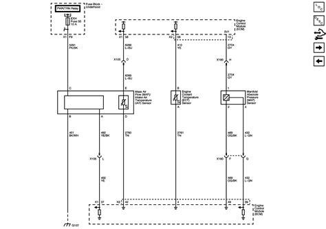 mass air flow sensor wiring diagram efcaviation