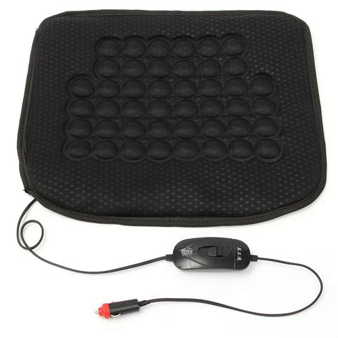 Car Electric Cushion universal 12v electric car front seat heated cushion