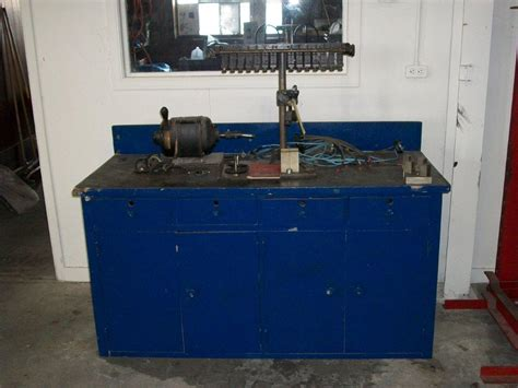 magneto bench tester starman bros auctions dallas