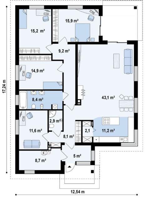 12 en casa 2 plano de casa de 12 x 17 metros