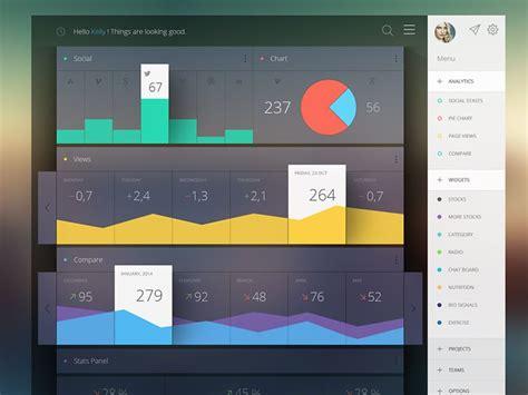 beautifully designed 20 exles of beautifully designed admin dashboards