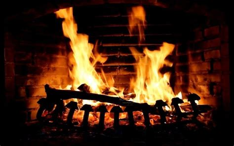 free fireplace wallpapers wallpaper cave