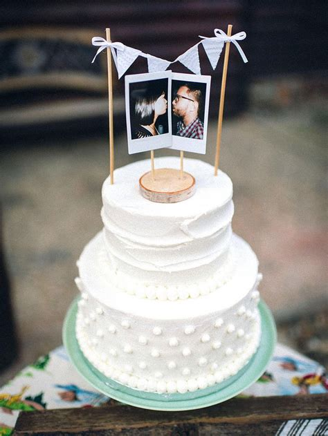25 best ideas about diy cake topper on