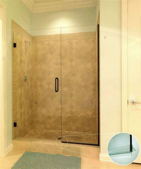 Three Door Shower Doors Frameless 3 8 Quot Glass Shower Door And Panel Lot Of 20 Ebay