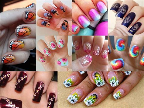 Nail Designs Home Party