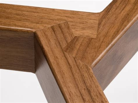 woodwork joints idea notebook furniture design wood metal norococo