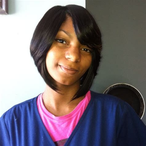 cute hair bobs for weave cute quick weave bob styles newhairstylesformen2014 com
