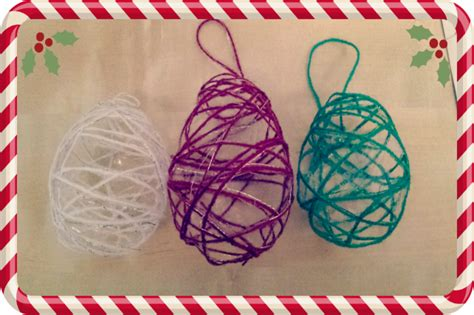 make your own tree baubles make your own craft decorations woollen baubles