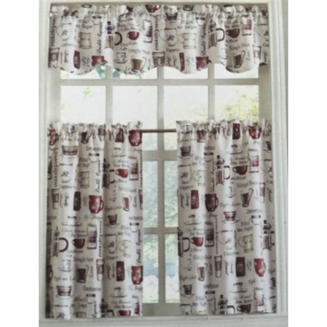 coffee cup kitchen curtains online get cheap coffee cup curtains aliexpress com