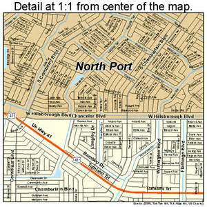 port florida map 1249675