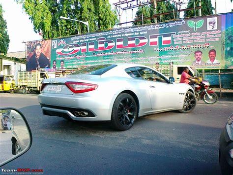 Supercars Imports Chennai Page 307 Team Bhp